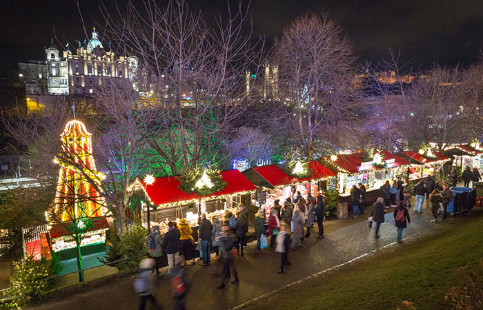 Christmas Market Picture 1